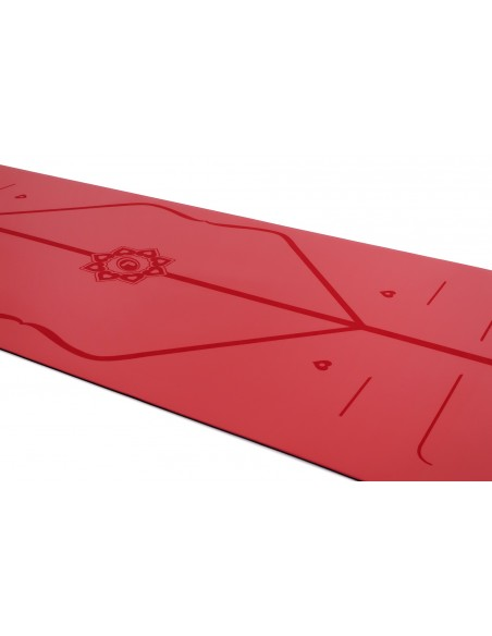 Liforme Tapettino Yoga con il porta-tappetino originale INCLUSO - Grigio