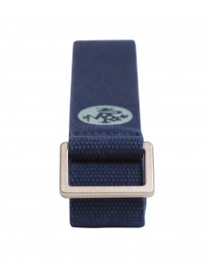 Manduka UnfoLD 2.0 Yoga Strap - Midnight (182 cm)