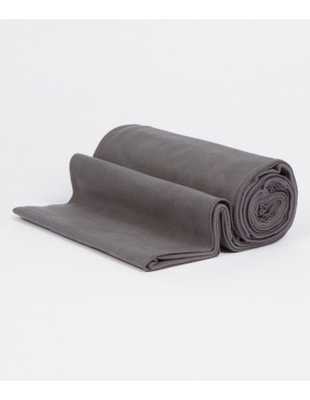 eQua® yoga towel - thunder