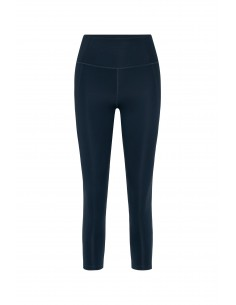 High-Rise Legging Lungo - (Blu Notte) - Girlfriend Collective