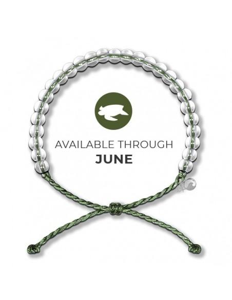 4Ocean Leatherback Sea Turtle Bracelet -LIMITED EDITION