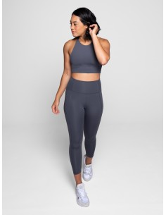 High-Rise Legging Lungo - (Grigio) - Girlfriend Collective