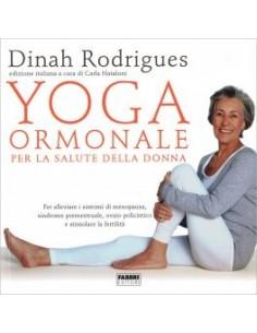 Libro Yoga Ormonale di Dinah Rodrigues