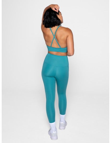 High-Rise Legging (Vine) - Girlfriend Collective