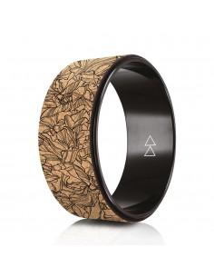 Aadrika Cork Yoga Wheel - YDL