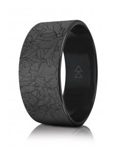 Aadrika black Yoga Wheel - YDL