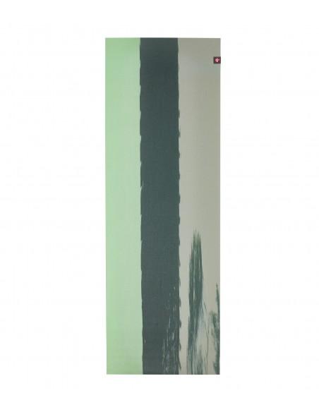 Manduka Tappetino Yoga da Viaggio Eko Superlite - Green Ash Stripe