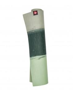 Manduka eKO Lite Tappetino Yoga - Green Ash Stripe