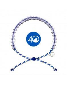 4Ocean Anniversary Blue/White Bracelet