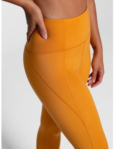 7/8 High-Rise Legging (Honey) - Girlfriend Collective