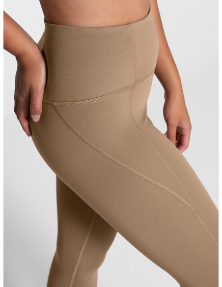 7/8 High-Rise Legging (Sand) - Girlfriend Collective