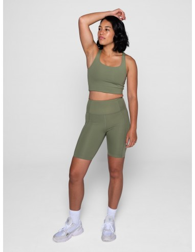 Top Paloma Classic (Olive) - Girlfriend Collective