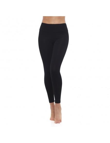 Taille haute - Legging de yoga noir - Yoga Essential
