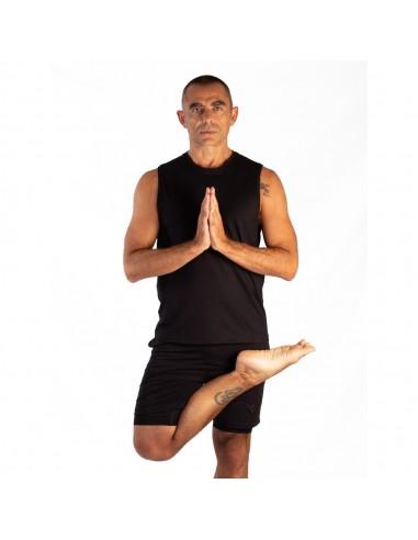 Camiseta de tirantes de yoga Shiva...