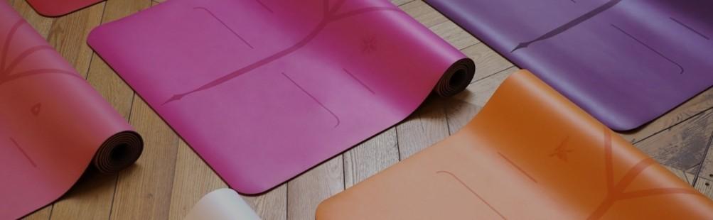 Tappetini Yoga Liforme per Maggior Aderenza e Allineamento